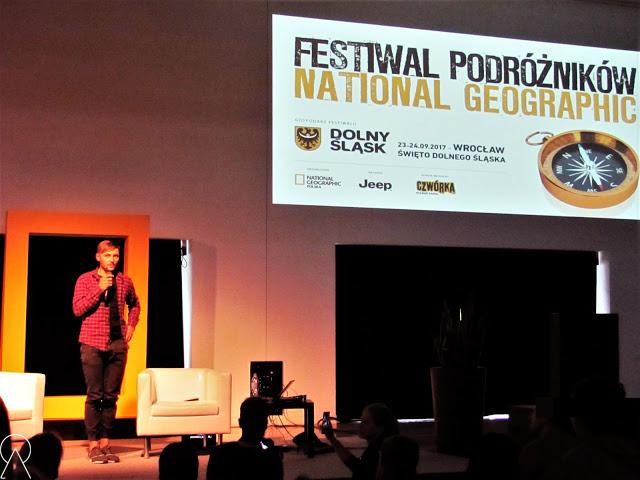 Andrzej Bargiel - Festiwal Podróżników National Geographic