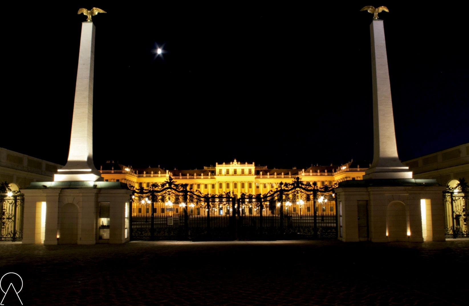 Wiedeń - Pałac Schönbrunn