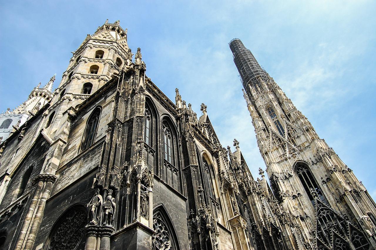 Wiedeń - Katedra Św. Szczepana