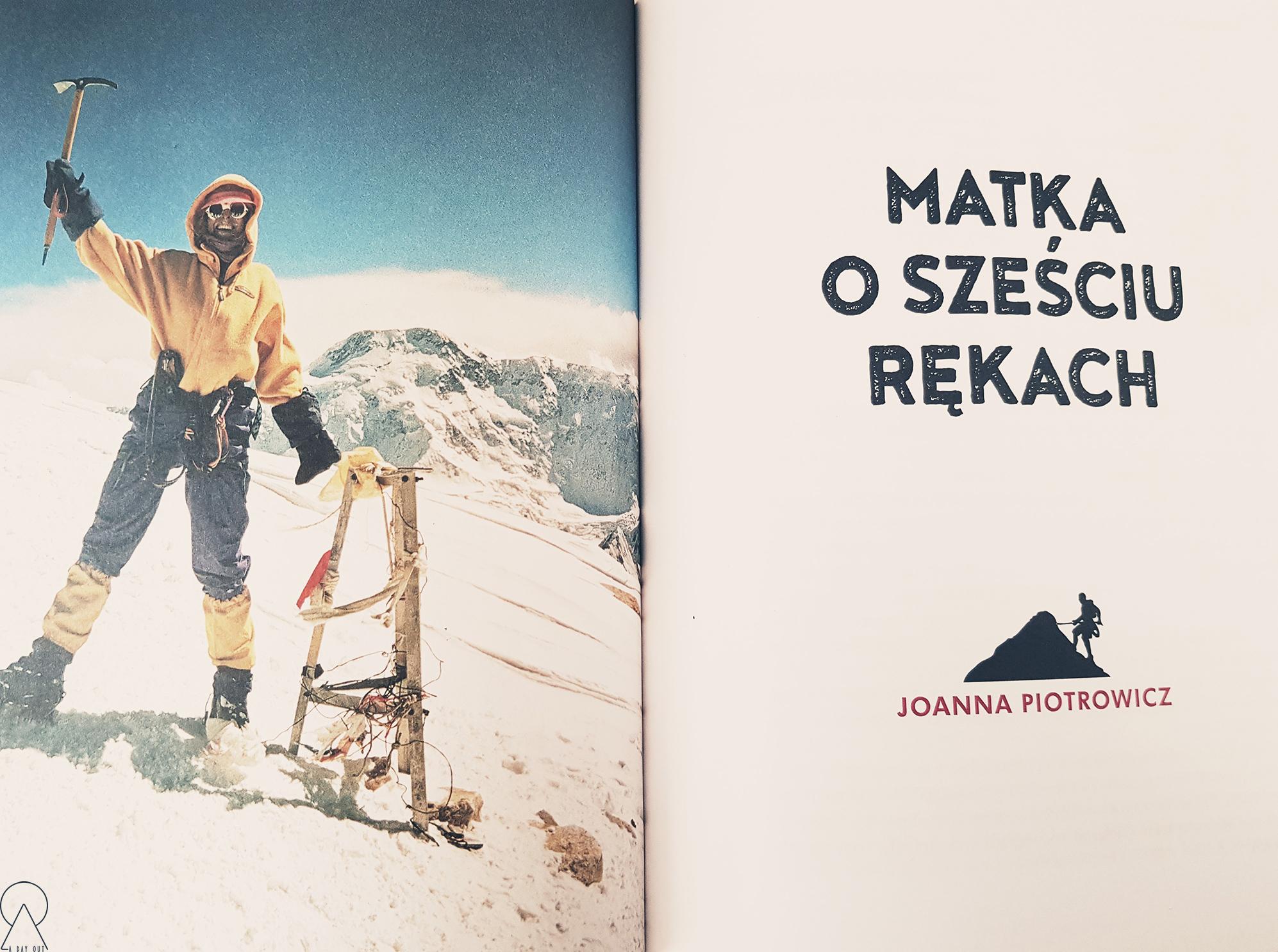 """Zdjęcie pochodzi zksiążki """"Himalaistki"""" Mariusza Sepioło"""