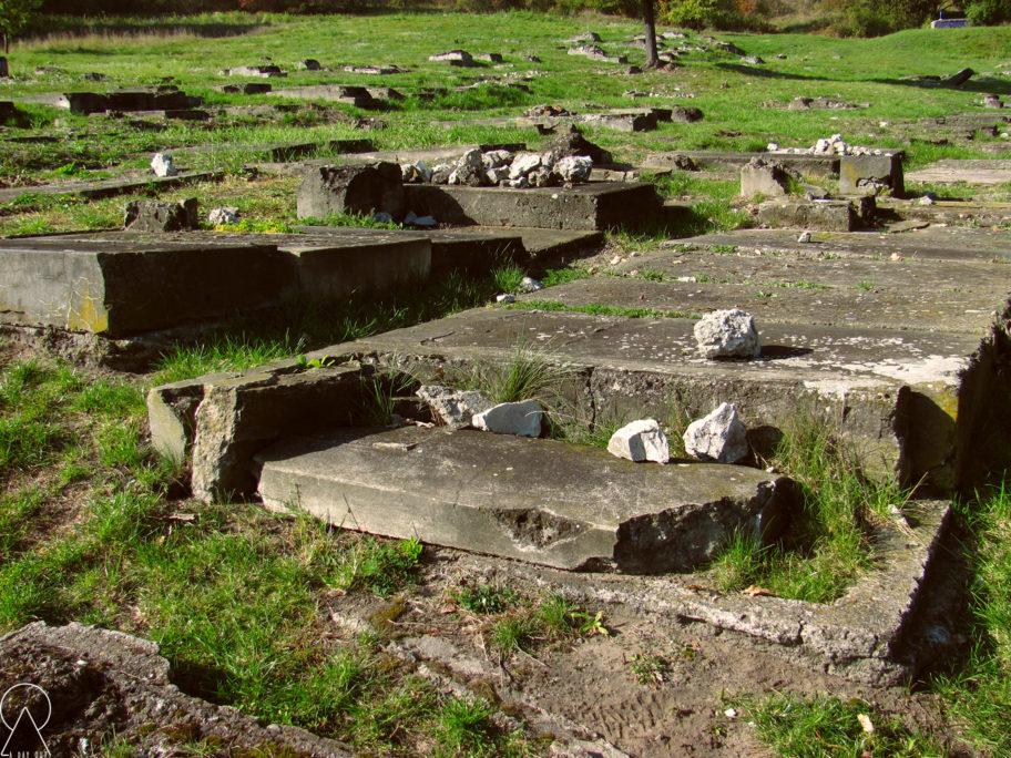 Kraków-Płaszów - dawny cmentarz żydowski