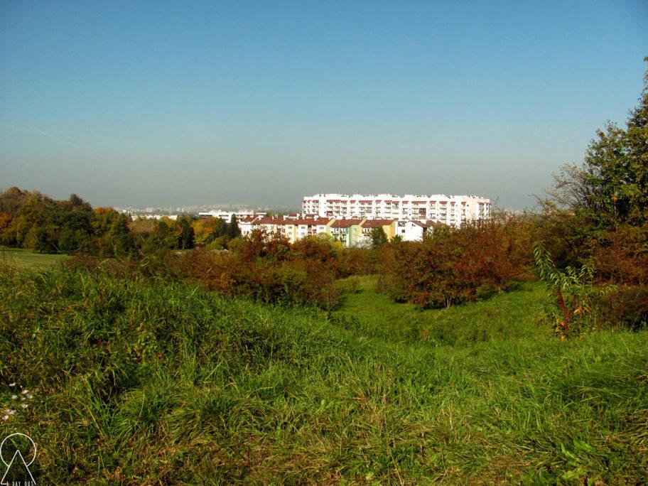 Kraków-Płaszów - fragment osiedla Kabel