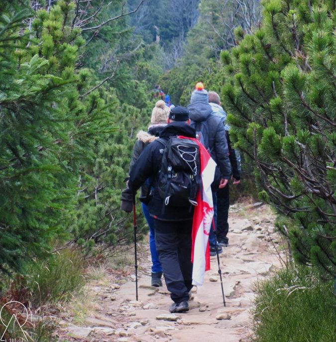 Ze szlaku - Babia Góra